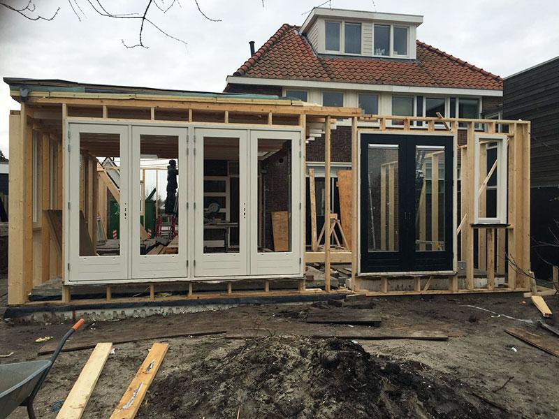 Ramen Deuren Kozijnen : Kozijnen ramen deuren timmerwerk davibouw